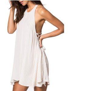 O'Neill Tilley Striped Swing Dress / beach coverup